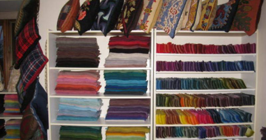 Complete Line Of Rug Hooking Supplies
